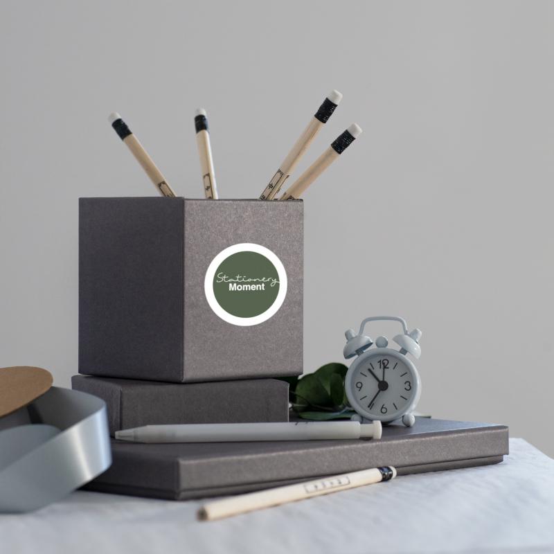 Candle Box Pen Pot