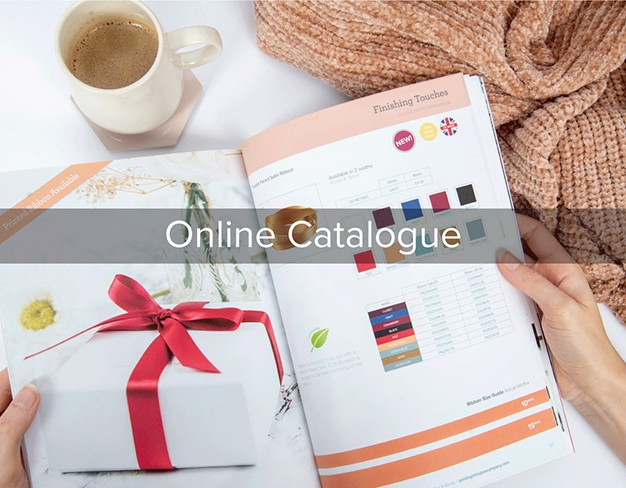Online Packaging Catalogue